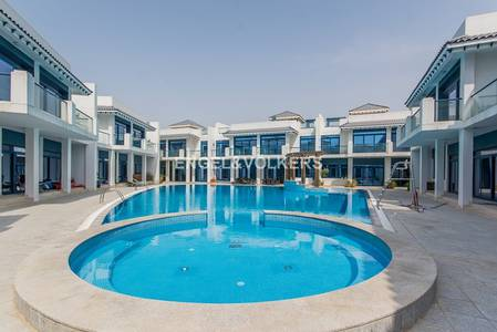 فیلا 4 غرفة نوم للبيع في نخلة جميرا، دبي - Pool View | Beach access | Spacious Villa