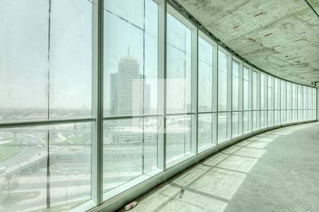 Office for Rent in Sheikh Zayed Road, Dubai - Shell and core available   Burj Al Salam