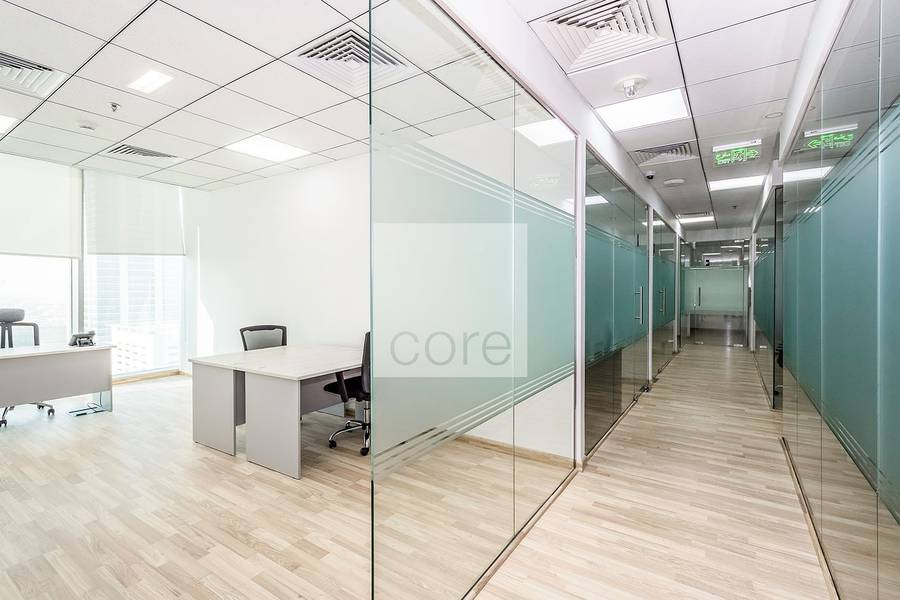 2 Full fitted office with balcony l Iris Bay