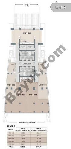 Floor 6th
