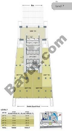 Floor 7th