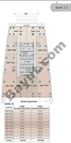 Floor 12th