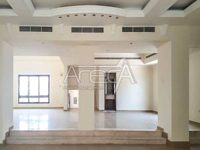 5 Bedroom Villa for Rent in Khalifa City A, Abu Dhabi - Bright, Spacious 5 Bed Villa with Private Pool! Perfectly Located in KCA
