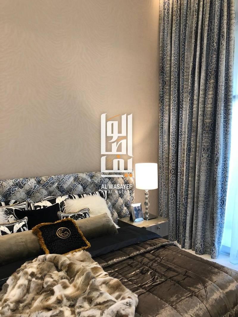 13 Best offer luxurious design by  Cavalli  in dubailand!!