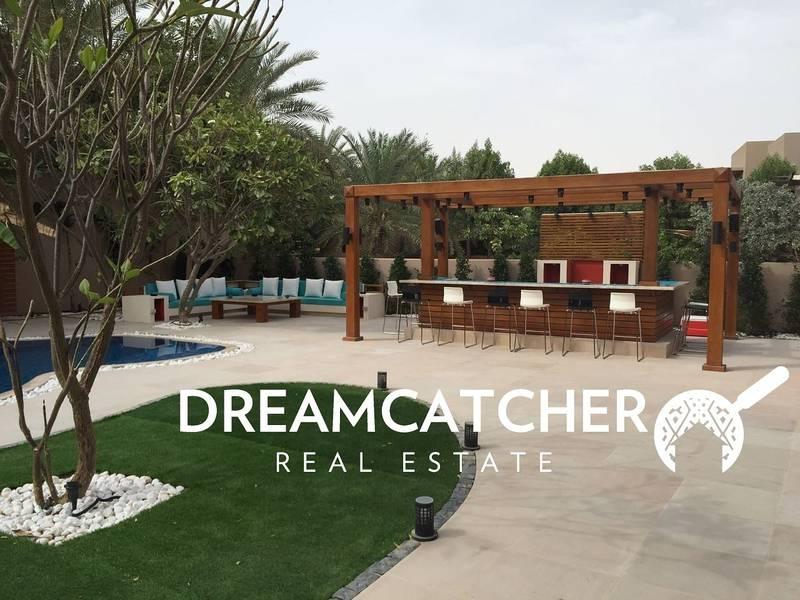 2 Beautifully upgraded 3 BR villa -Saheel