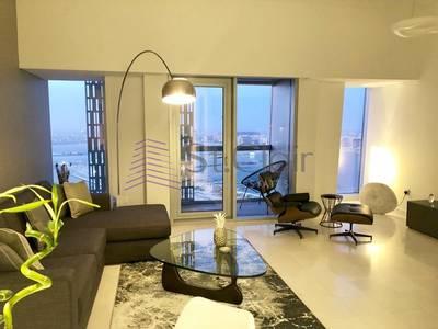 2 Bedroom Flat for Rent in Dubai Marina, Dubai - Upgraded Interior Fully Furnished Sea View