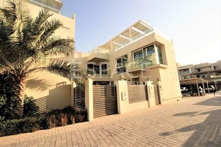 4 Bedroom Villa for Rent in The Sustainable City, Dubai - 4 Bed Corner Villa - Cluster 1 - 4 Chqs