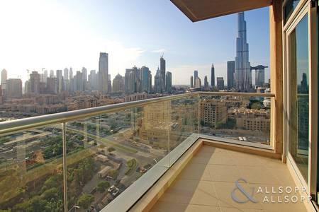 Burj Views C | 2 Bedrooms | 5.7% Net ROI<BR/><BR/><BR/><BR/>