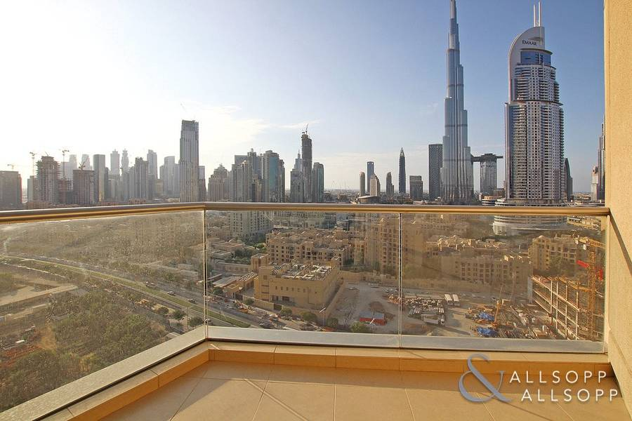 10 Burj Views C | 2 Bedrooms | 5.7% Net ROI<BR/><BR/><BR/><BR/>
