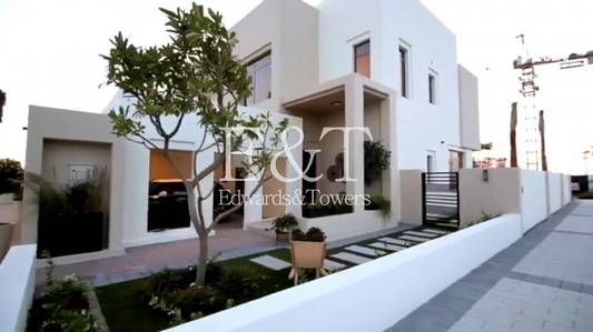 3 Bedroom Townhouse for Sale in Town Square, Dubai - LUXURY FINISH ! DLD OFFER ! VVIP UNIT !!