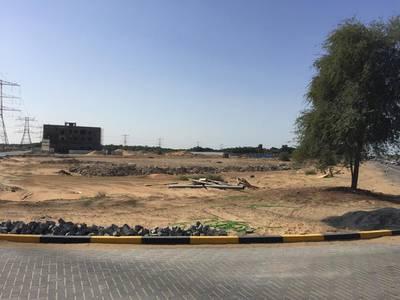 Plot for Sale in Al Ittihad Village, Ajman - Land for seal in Ajman free hold in installments