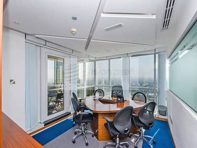 Spacious Fully Fitted Office in  JLT