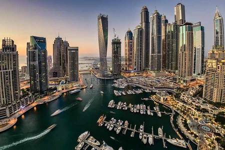 2 Bedroom Apartment for Sale in Dubai Marina, Dubai - Pay 50% post handover in 3 yrs|0% dld fee