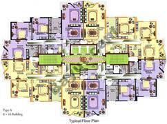 Typical Floorplan Type A