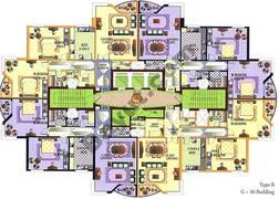 Typical Floorplan Type B