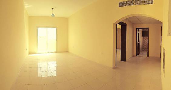 1 Bedroom Flat for Rent in Al Nuaimiya, Ajman - Brand New!!do not miss!! spacious 1bhk with 2 washrooms for rent in nuamia for just aed 23k per year
