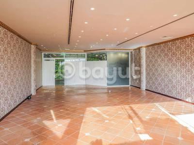 946 sq. ft. Shop @Dhs. 163K Rent Per Annum