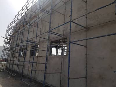 Warehouse for Sale in Dubai Investment Park (DIP), Dubai - Stand alone Warehouse,corner plot 700 KW