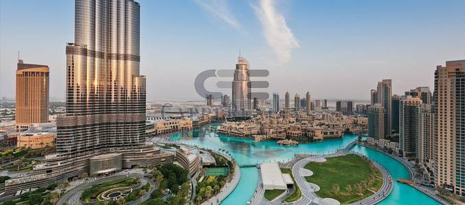2 Bedroom Apartment for Sale in Downtown Dubai, Dubai - PAY IN 6 YEARS| Connected to DUBAI Mall