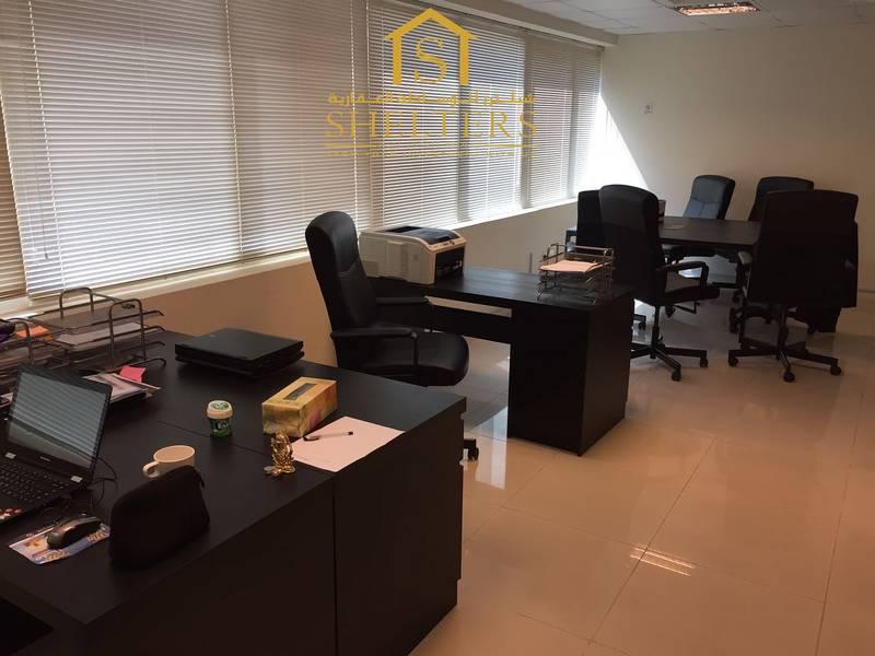 2 Office in front of metro 803 Sqft in JLT