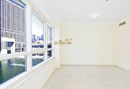 1 Bedroom Flat for Rent in Dubai Marina, Dubai - Full Marina View 1 Bed in Marina Quay East