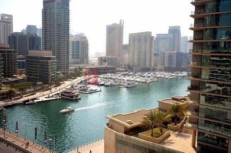 1 Bedroom Apartment for Rent in Dubai Marina, Dubai - Full Marina View | One Bedroom | Emaar