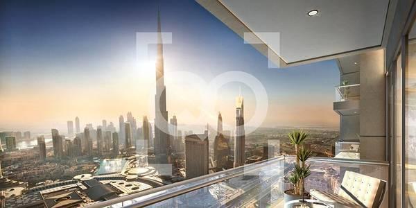 2 Bedroom Flat for Sale in Downtown Dubai, Dubai - Motivated Seller | Downtown Views 1| High floor |