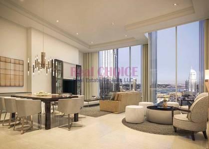 3 Bedroom Apartment for Sale in Downtown Dubai, Dubai - Over 50 Percent Post Handover Plan  3BR
