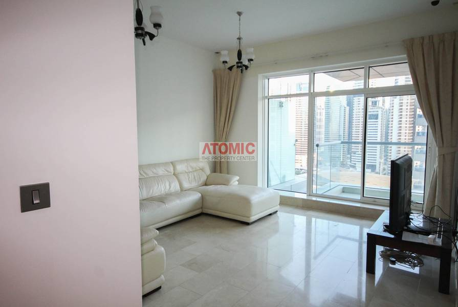 2 Fully furnished spacious 1Bed Apartment