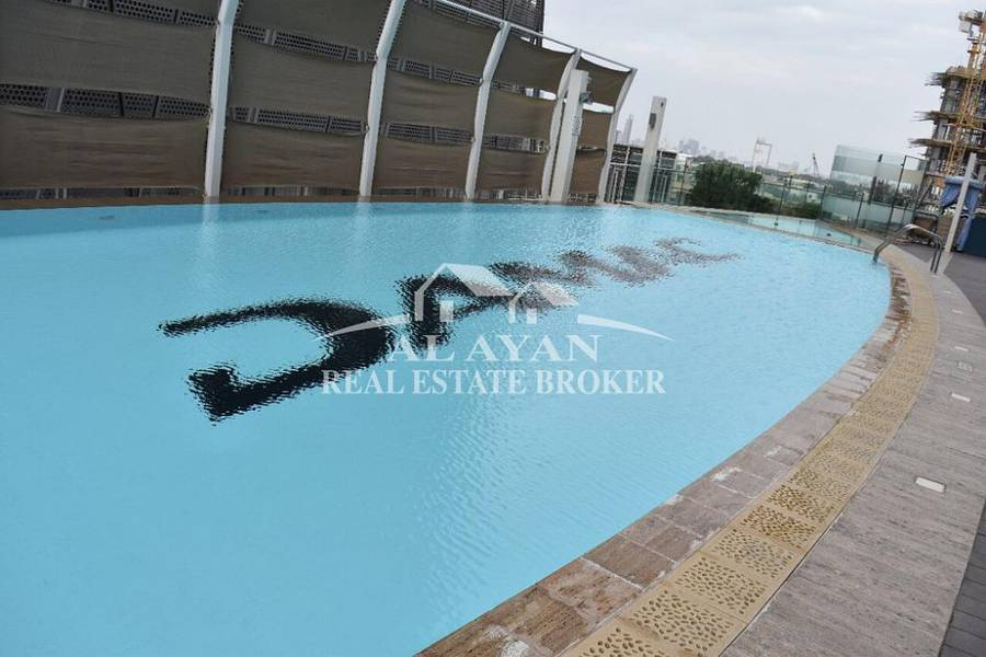 INVEST IN LIVELY DOWNTOWN,NEXT TO DUBAI MALL,TWO BED ROOM HOTEL APARTMENT FOR SALE