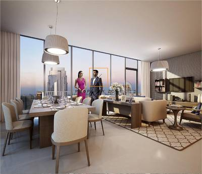 4 Bedroom Apartment for Sale in Downtown Dubai, Dubai - Best Offer Superb 4BR in BLVD Heights T1