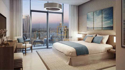 3 Bedroom Apartment for Sale in Downtown Dubai, Dubai - Opportunity Book 5 % in BLVD Heights T-2