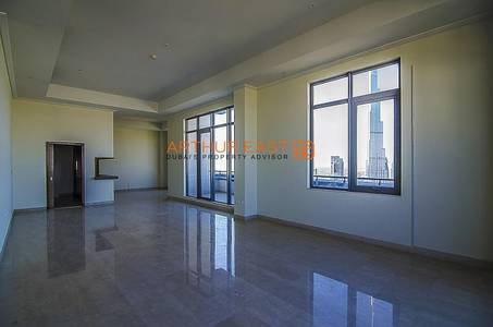3 Bedroom Penthouse for Rent in Downtown Dubai, Dubai - 3 Bed+Maids Penthouse | Spacious & Bright | Canal View