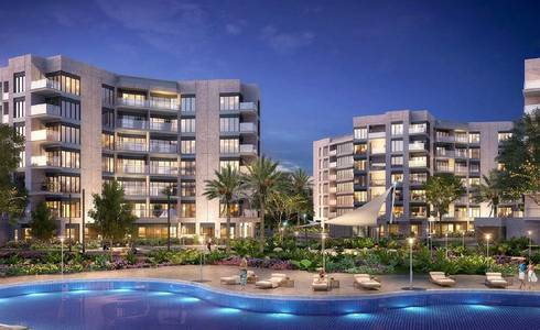 1 Bedroom Apartment for Sale in Dubai South, Dubai - only 550k and own 1 bed room