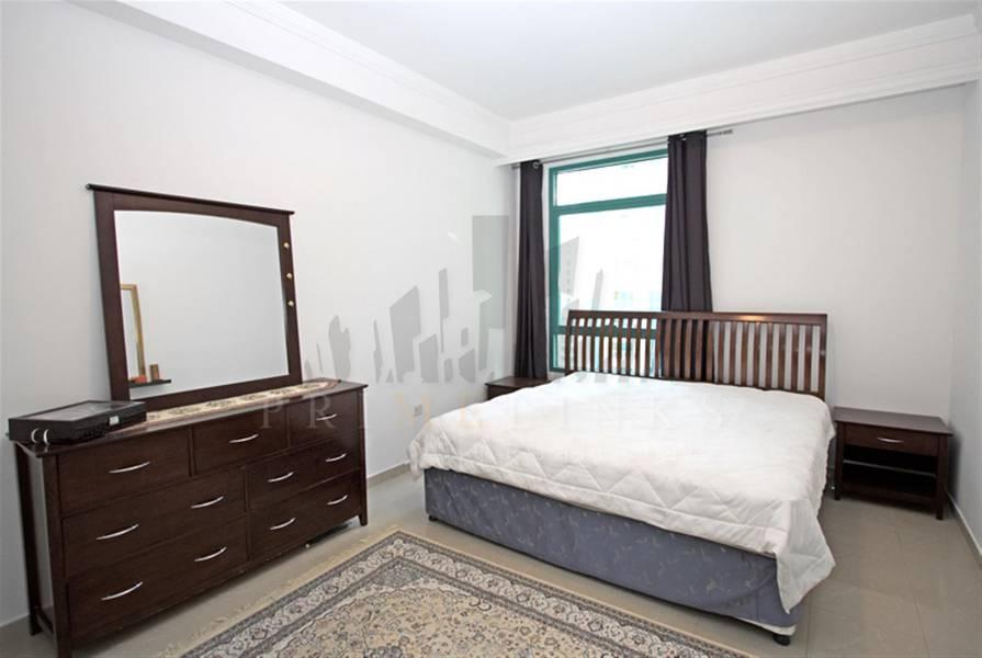 Fully furnisced | 2 bedrooms High Floor