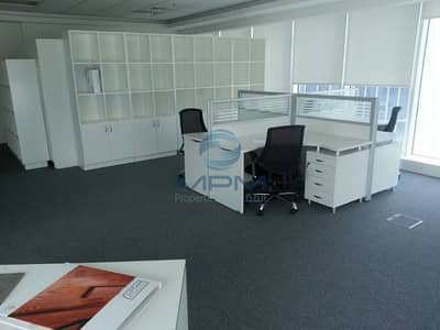 Office Space | Burlington Tower | Business Bay | Fitted Out