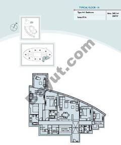 Type H 4 Bedroom Suite 7