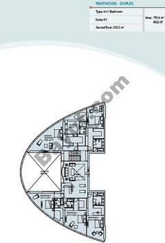 Penthouse 6 Bedroom Suite 1 1