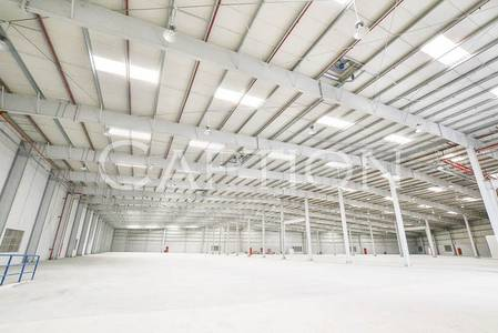 Warehouse for Rent in Al Quoz, Dubai - Warehouse large and huge. Brand new