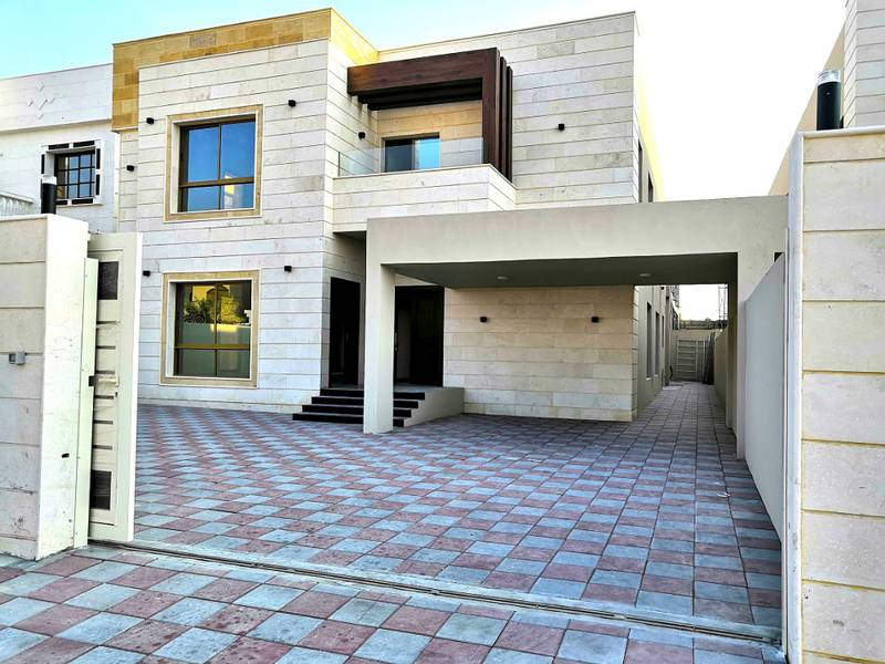 New villa for all nationalities with the possibility of bank financing