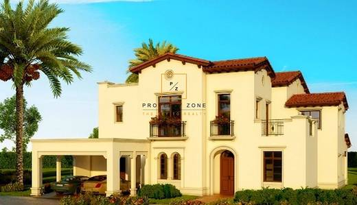 6 Bedroom Villa for Sale in Arabian Ranches 2, Dubai - Ready to Move Type 5 On Park 6 BR + Maid