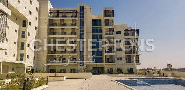 Studio for Rent in Masdar City, Abu Dhabi - Spacious Brand New Studio Fully Furnished