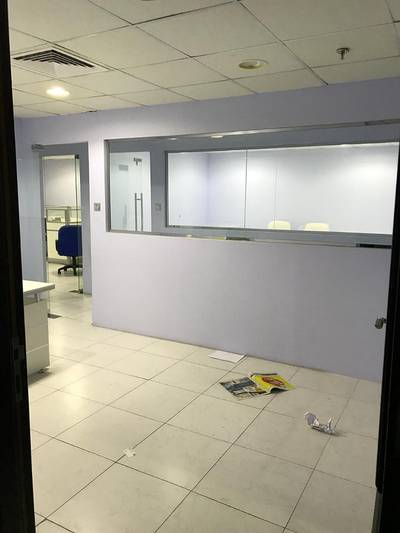 Office for Sale in Ajman Downtown, Ajman - Spacious Office with PARKING in Falcon Tower