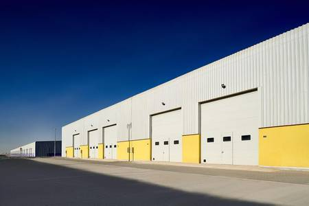 Warehouse for Rent in Mussafah, Abu Dhabi - Warehouse Immediate Move-in / Direct Landlord