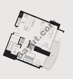 1 Bedroom (Type 4)