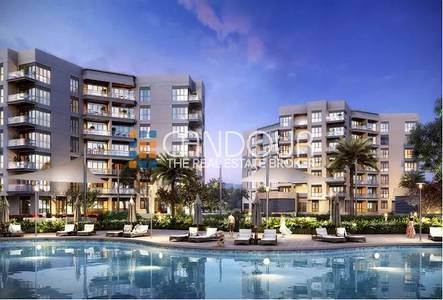 2 Bedroom Apartment for Sale in Dubai South, Dubai - Luxurious Two Bedroom  Hand Over Q4 2019