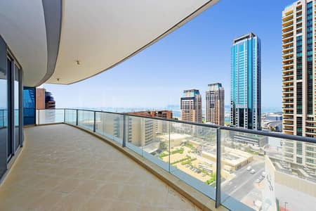 Sea View with Balcony in Trident Grand Residence