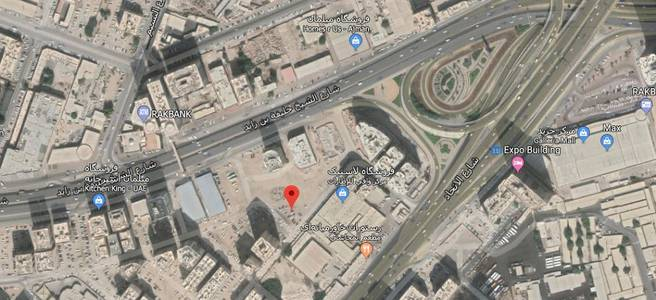 Mixed Use Land for Sale in Al Nuaimiya, Ajman - HOT DEAL! 7094 SQFT COMMERCIAL & RESIDENTIAL PLOT WITH G 10 PERMISSION SECOND PLOT FROM MAIN ROAD