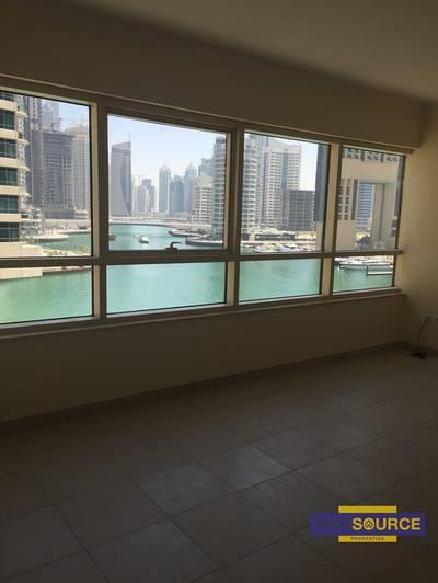 1 Bedroom Flat for Rent in Dubai Marina, Dubai - Marina view