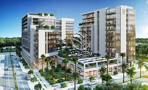 Studio for Sale in Saadiyat Island, Abu Dhabi - First Class Studio Apartment in Soho Square